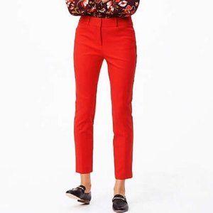 Ann Taylor Loft Plus Marisa Skinny Pant Coral 20W